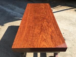 盛世红 非洲巴花173-72-10会议桌 餐桌 办公桌 实木大板