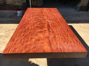 盛世红 非洲巴花252-120-12全方 办公桌 会议桌 实木大板桌